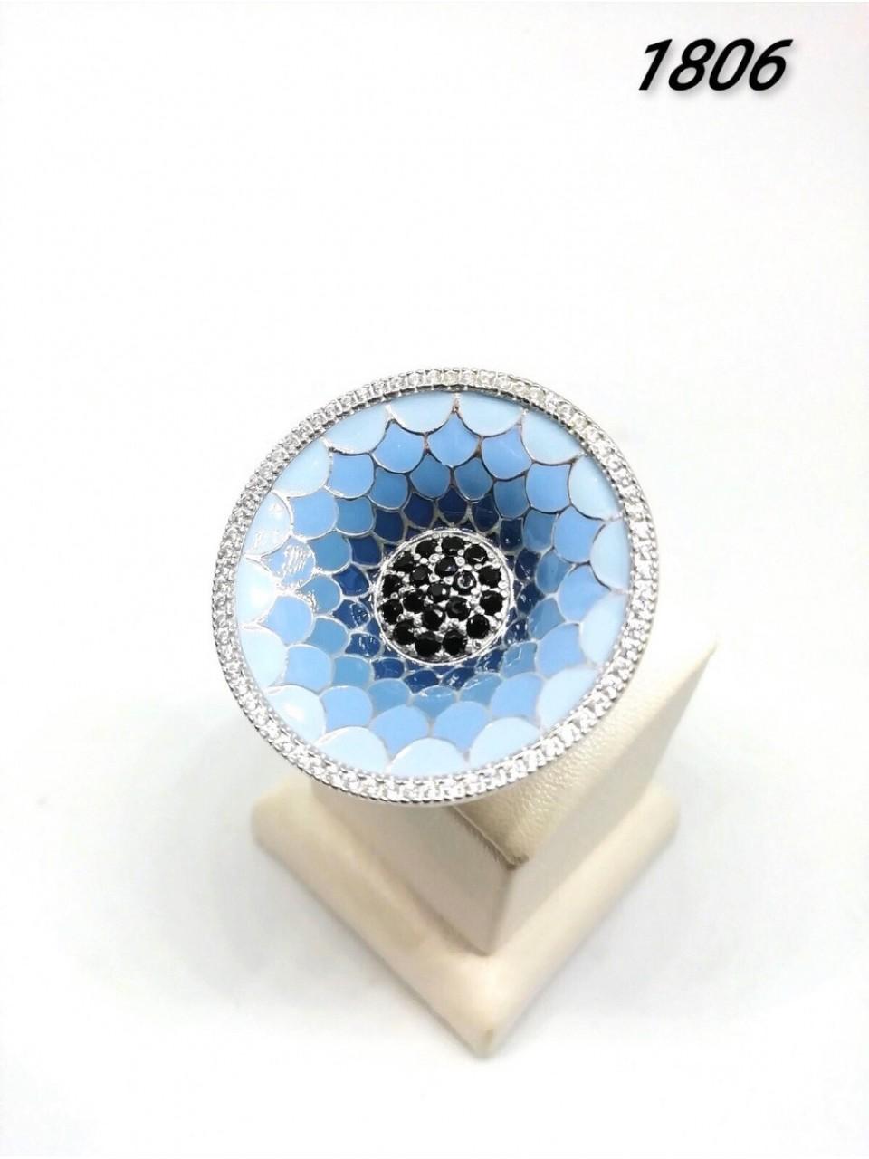 Серебряное кольцо Арт.1806