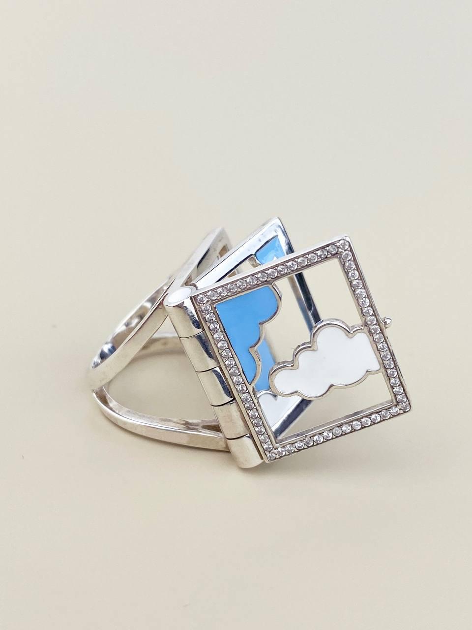 Серебряное кольцо Арт.1808