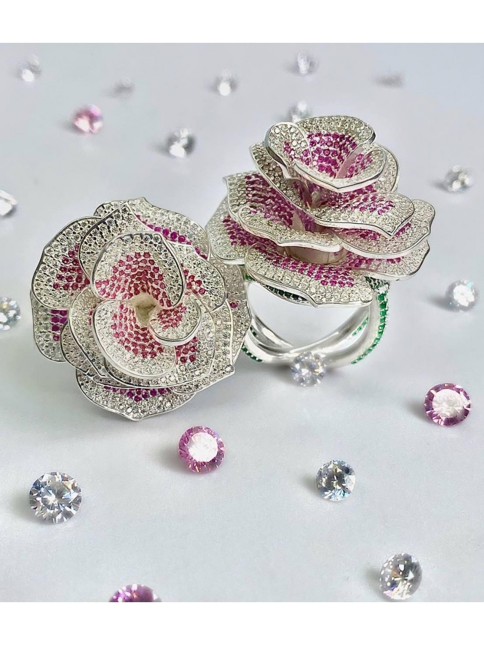 Серебряное кольцо Арт.1809