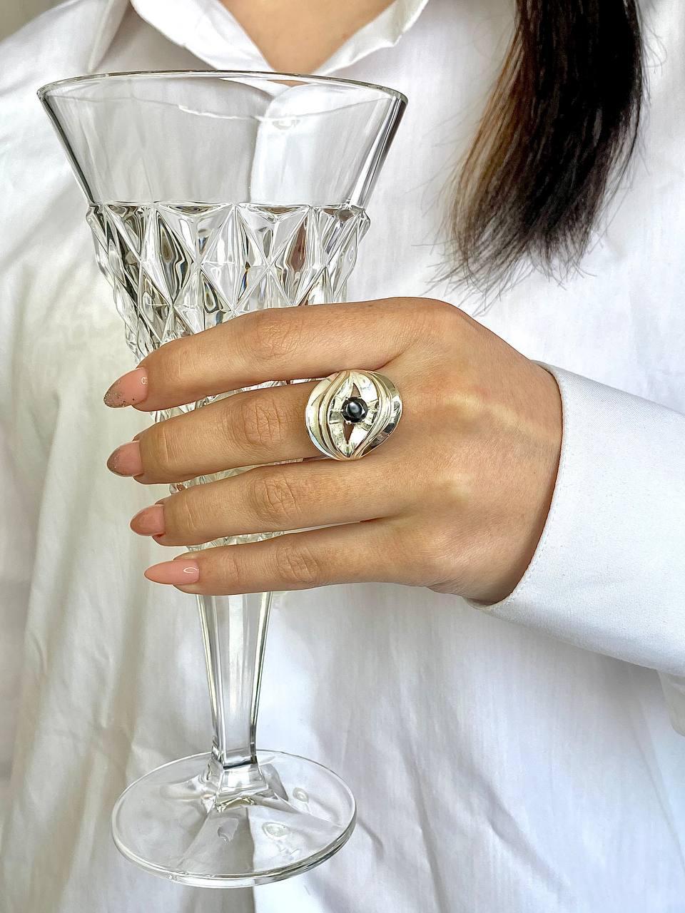 Серебряное кольцо Арт.1810
