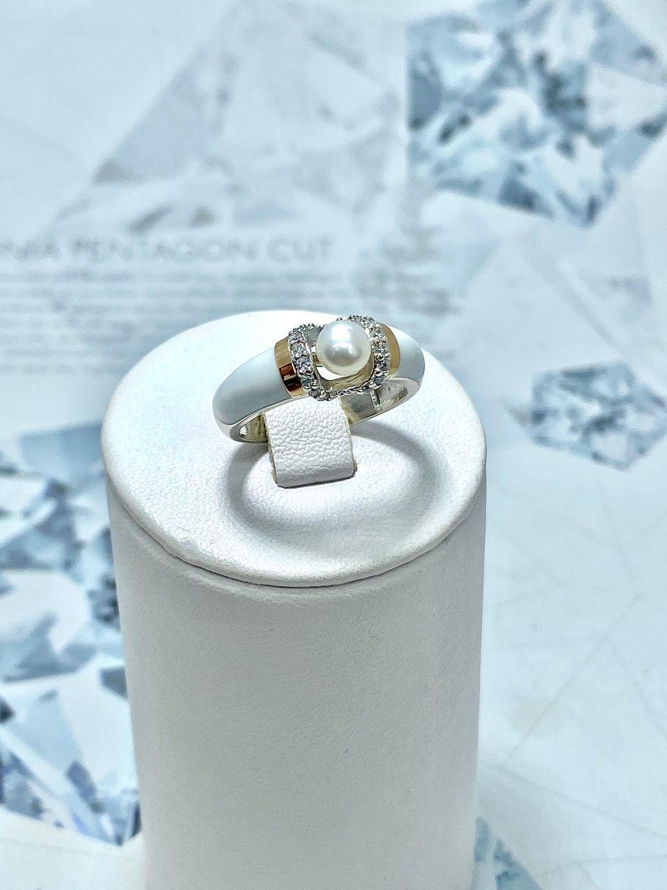 Серебряное кольцо Арт.2172