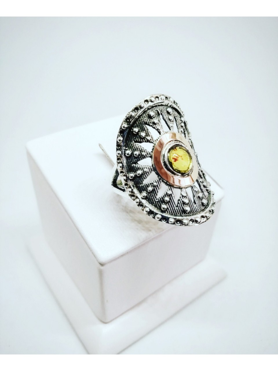 Серебряное кольцо Арт.2200
