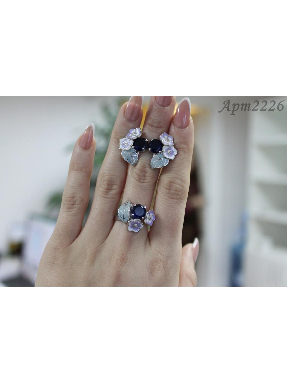 Серебряное кольцо Арт.2226