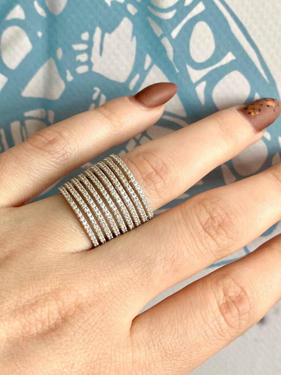 Серебряное кольцо Арт.2228