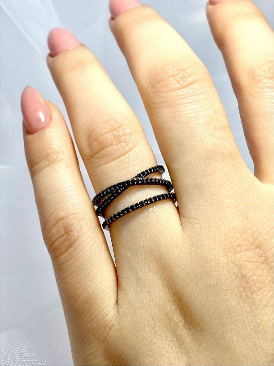 Серебряное кольцо Арт.2230