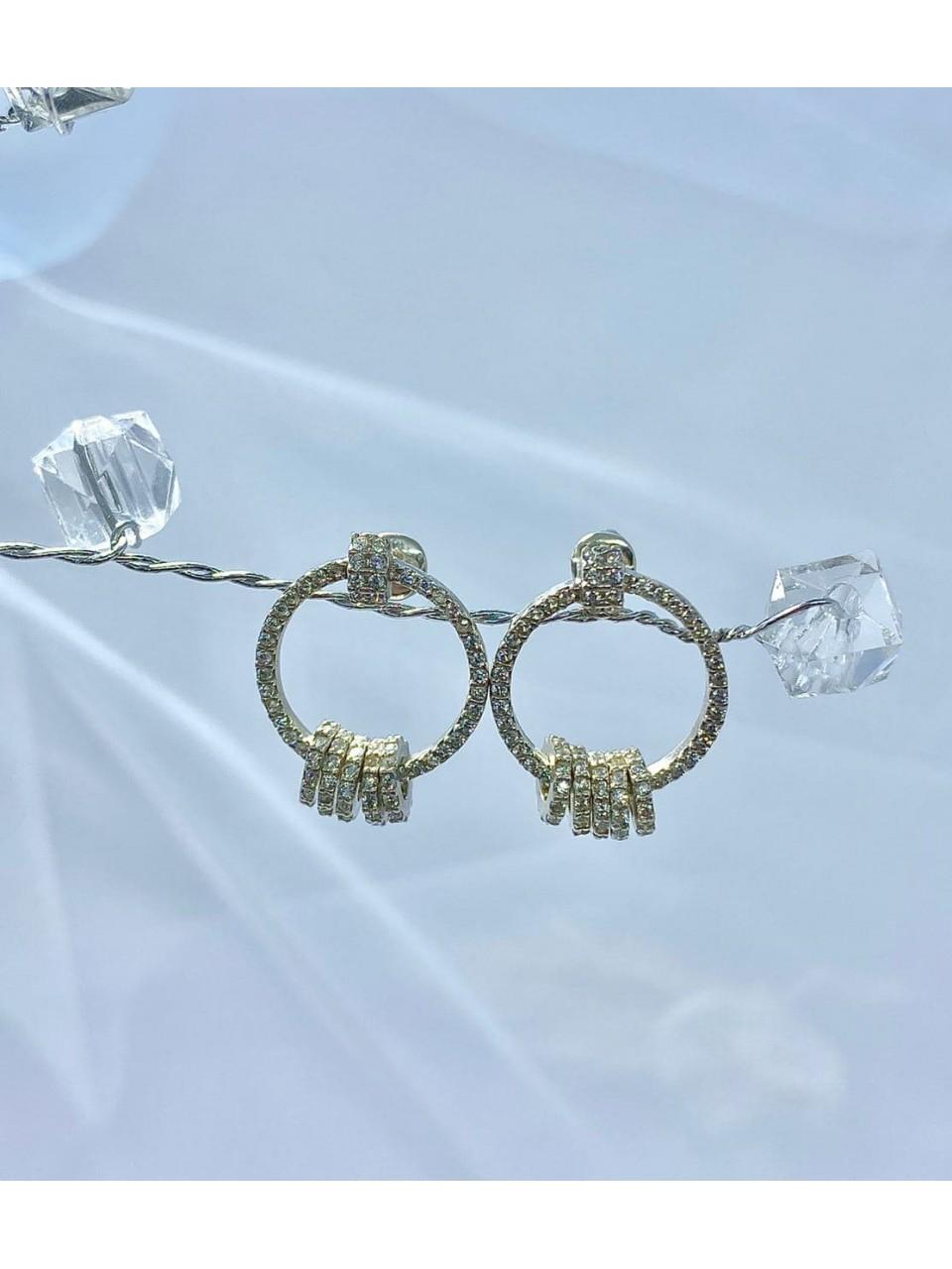 Серебряные серьги Арт.2230