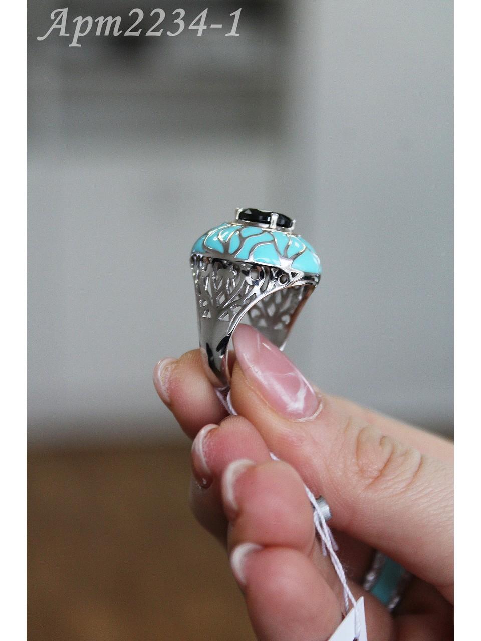Серебряное кольцо Арт.2234