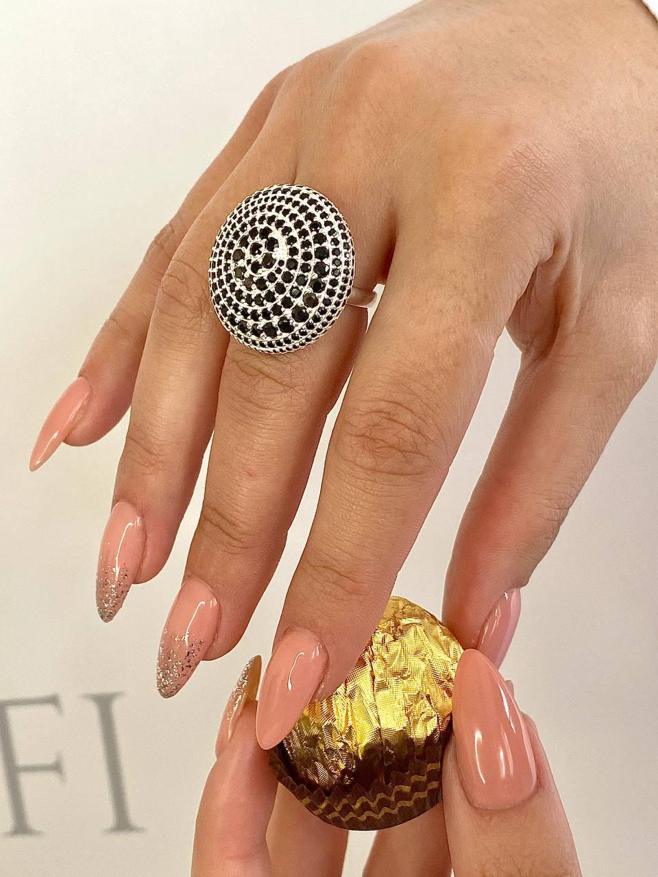 Серебряное кольцо Арт.2257
