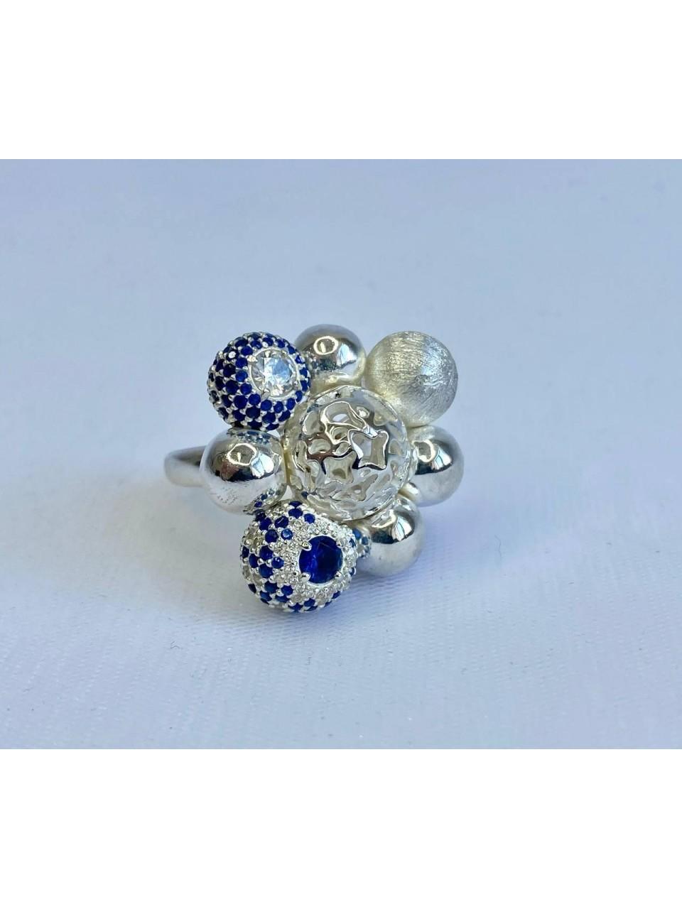 Серебряное кольцо Арт.2271