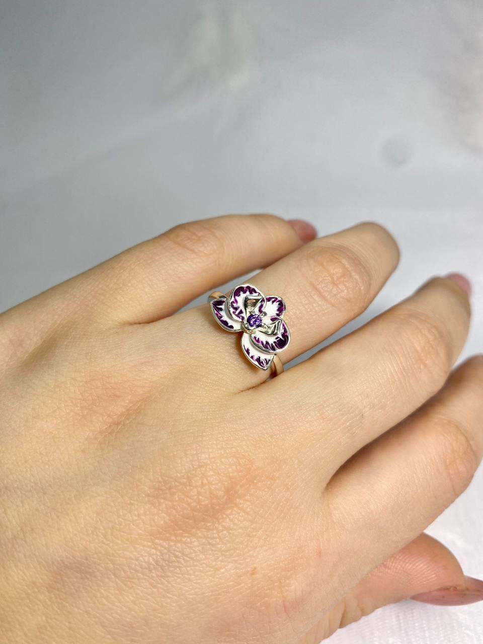 Серебряное кольцо Арт.2284