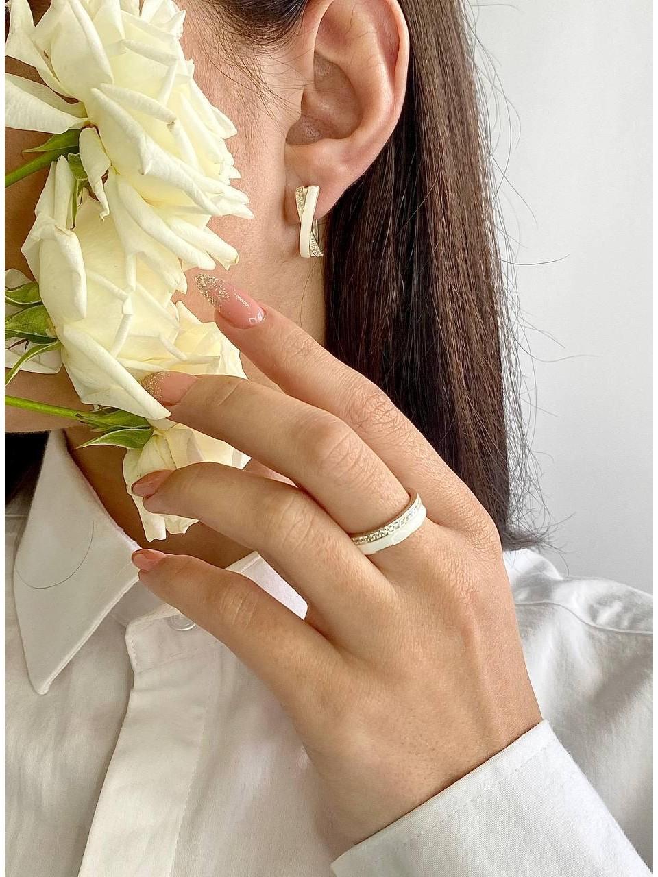Серебряное кольцо Арт.2292