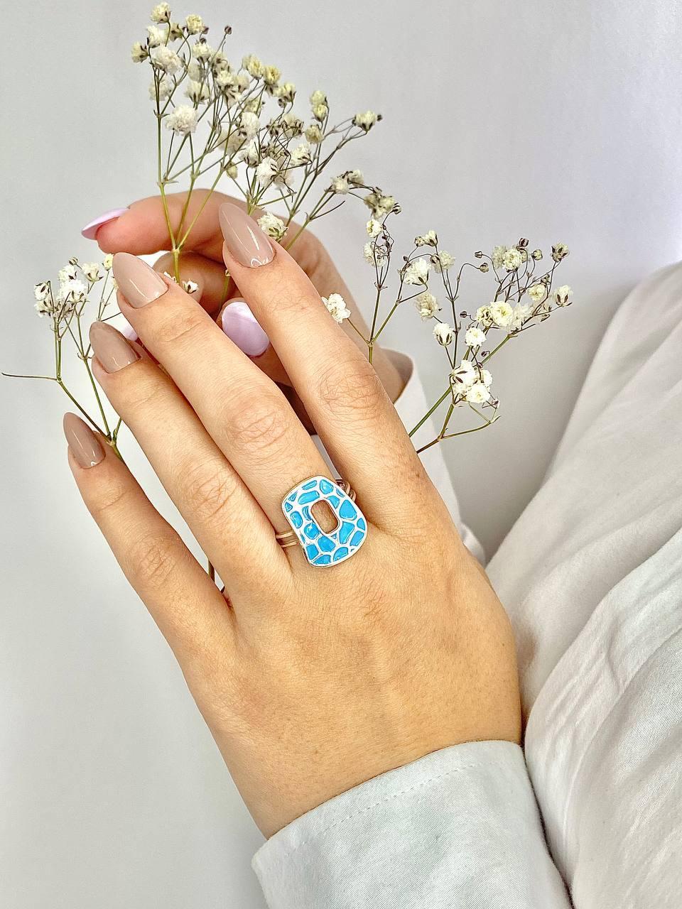 Серебряное кольцо Арт.2298