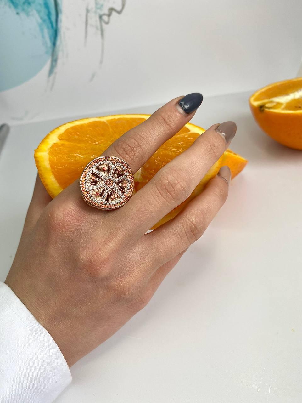 Серебряное кольцо Арт.2299