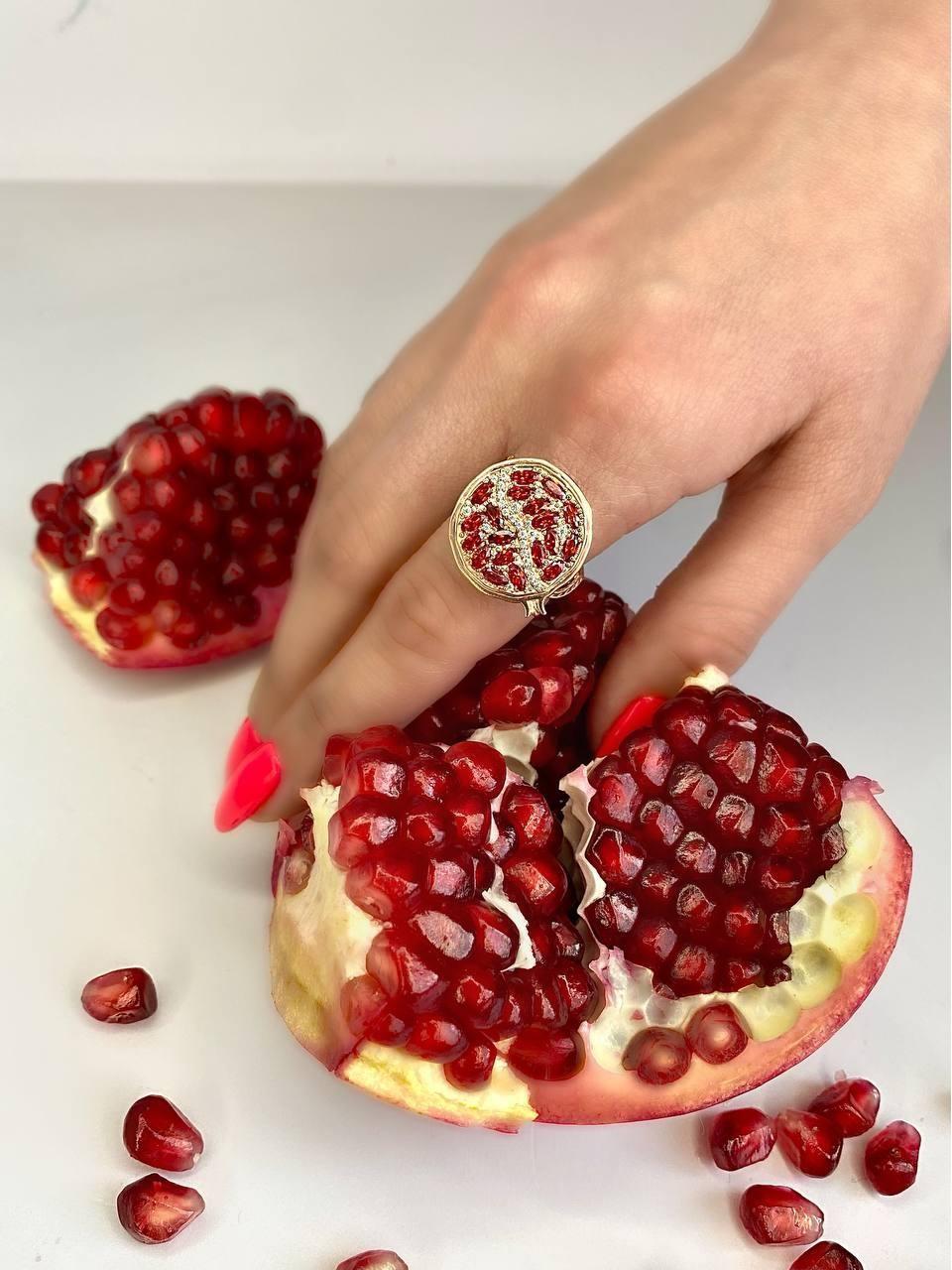 Серебряное кольцо Арт.2300