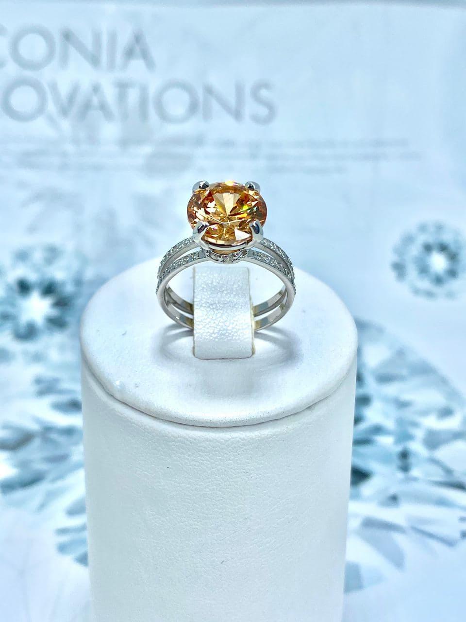 Серебряное кольцо Арт.826