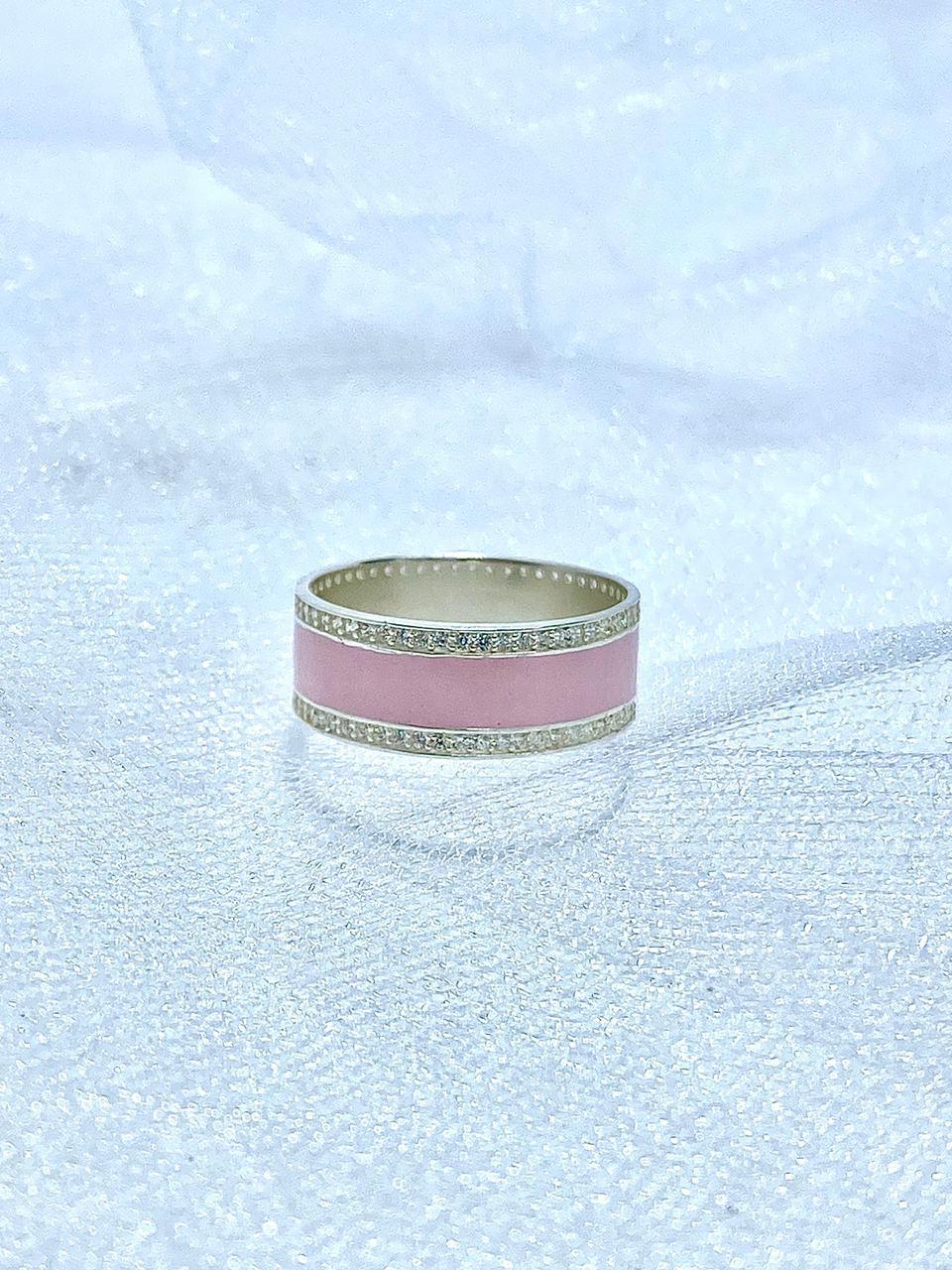 Серебряное кольцо Арт.896