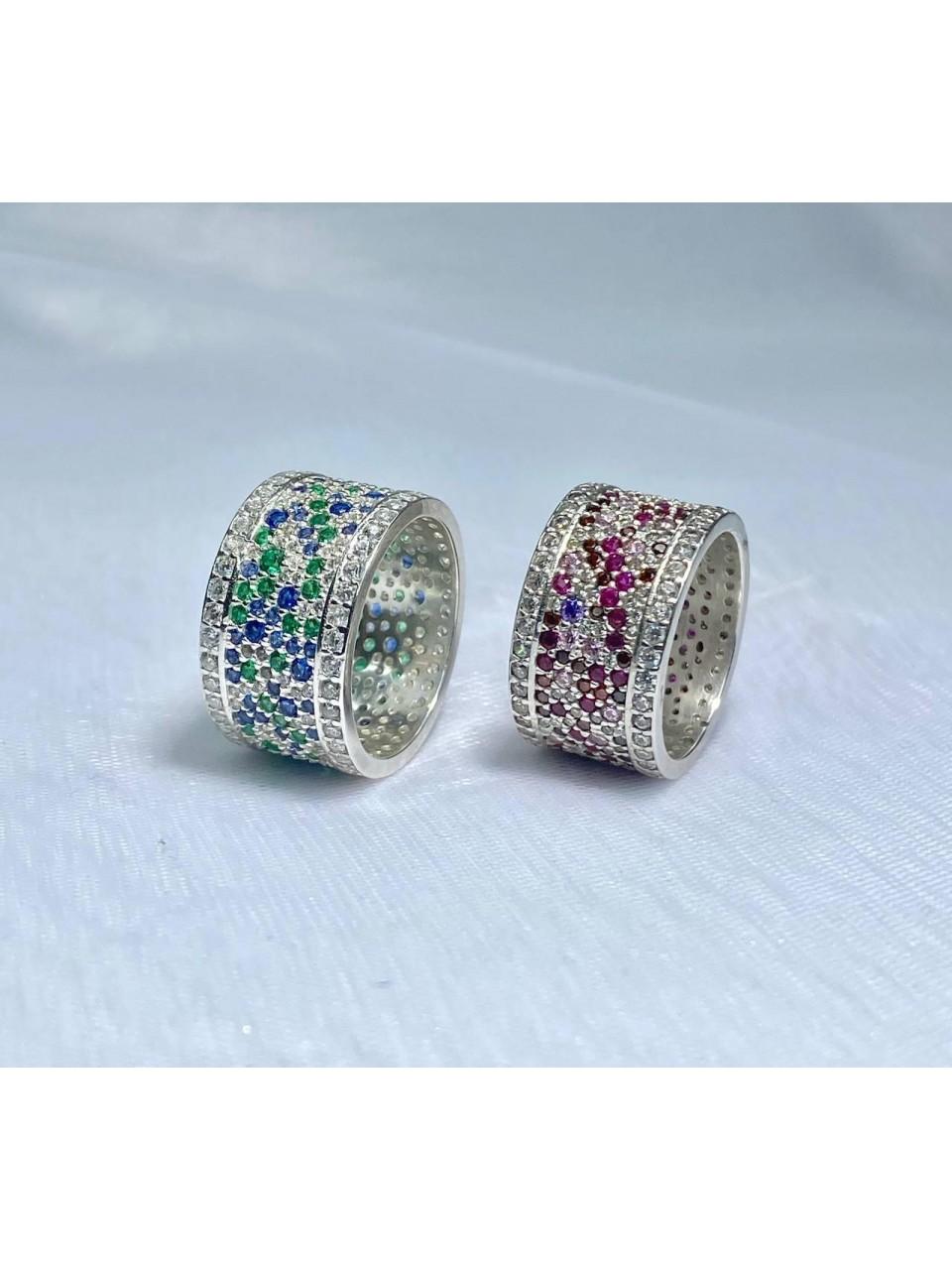 Серебряное кольцо Арт.897