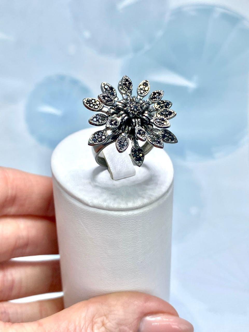 Серебряное кольцо Арт.898